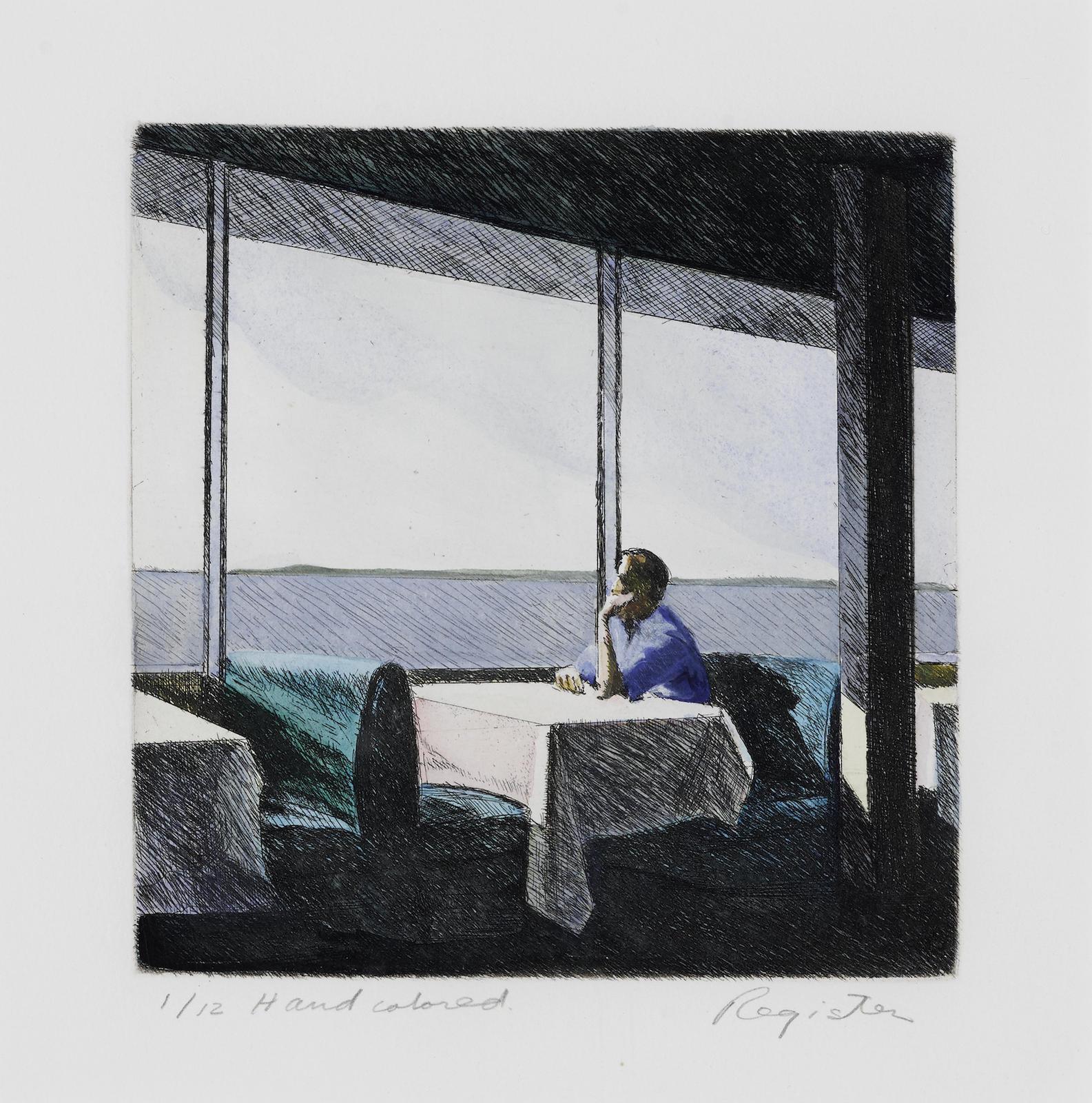 John Register-Restaurant-1990