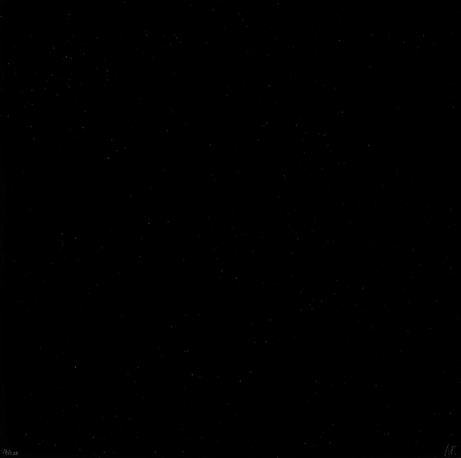 Ad Reinhardt-Untitled (Black Square)-1966