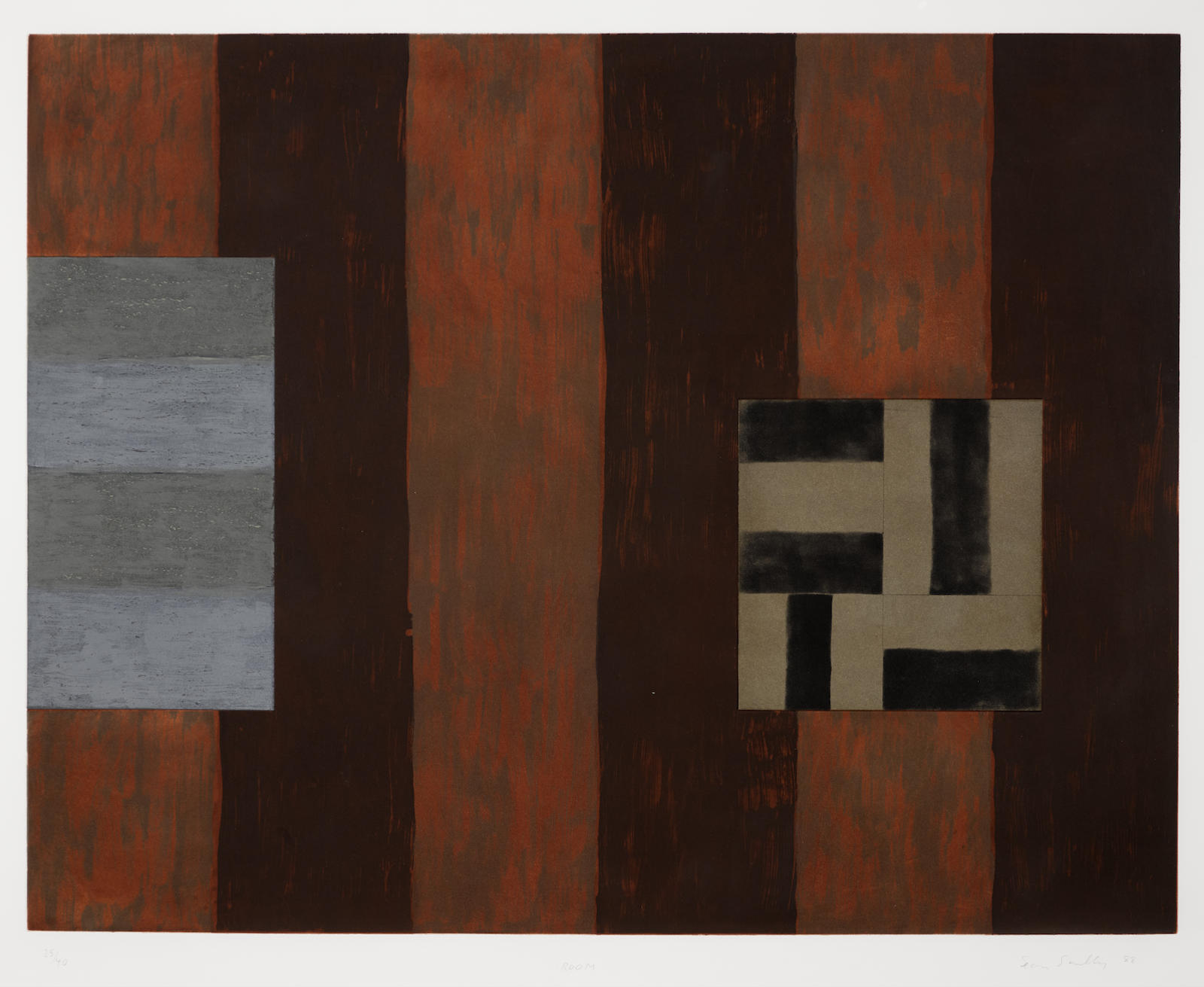 Sean Scully-Room-1988