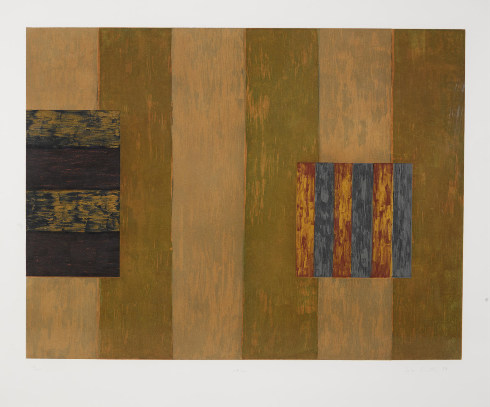 Sean Scully-Wall-1988