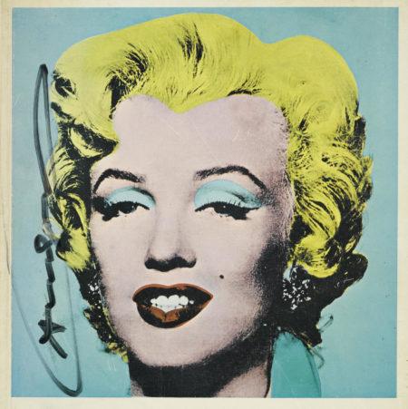 Andy Warhol-Warhol: The Tate Gallery (Marilyn)-1971