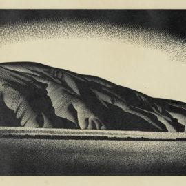 Paul Landacre-Coachella Valley (L. Of C. 2)-1936