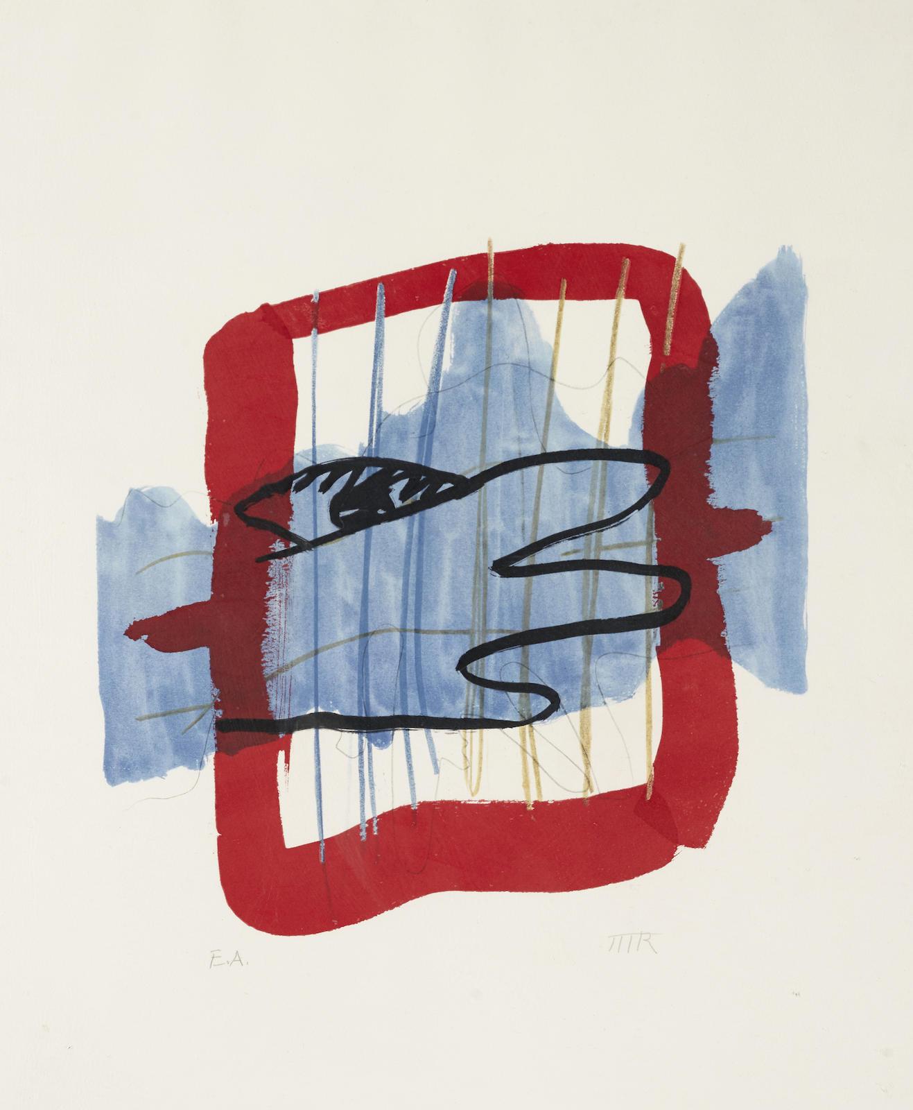 Man Ray-Senza Titolo (A. I.94)-1971