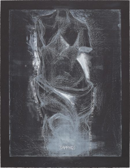 Jim Dine-Night Venus And Sappho-1985