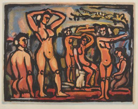 Georges Rouault-Automne-1938