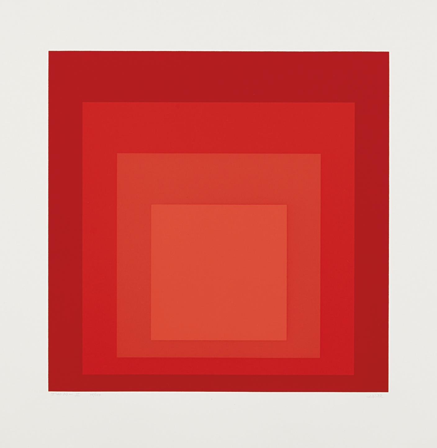 Josef Albers-Jhm-Ii-1973