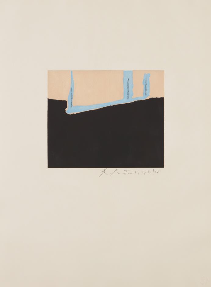 Robert Motherwell-Untitled-1975