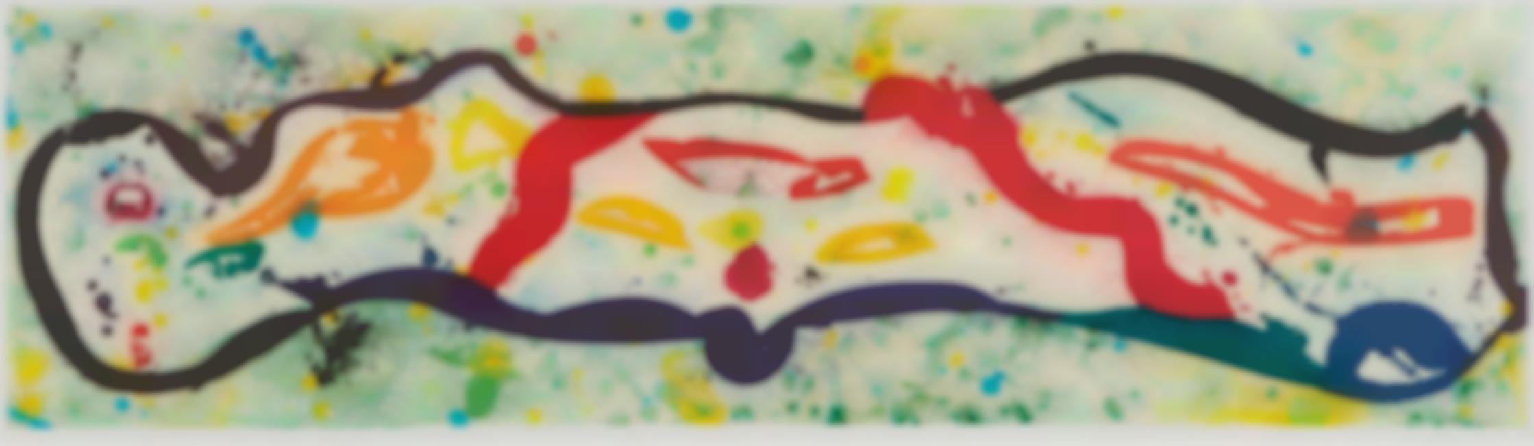 Sam Francis-Untitled (Variant X)-1989