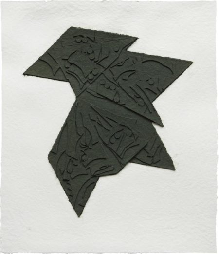 Louise Nevelson-Six Pointed Star-1980