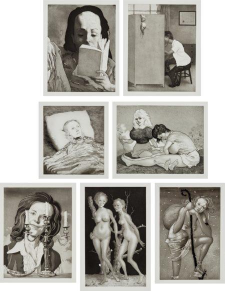 John Currin-Milestones-2006