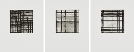 Brice Marden-Tiles: Three Prints-1979