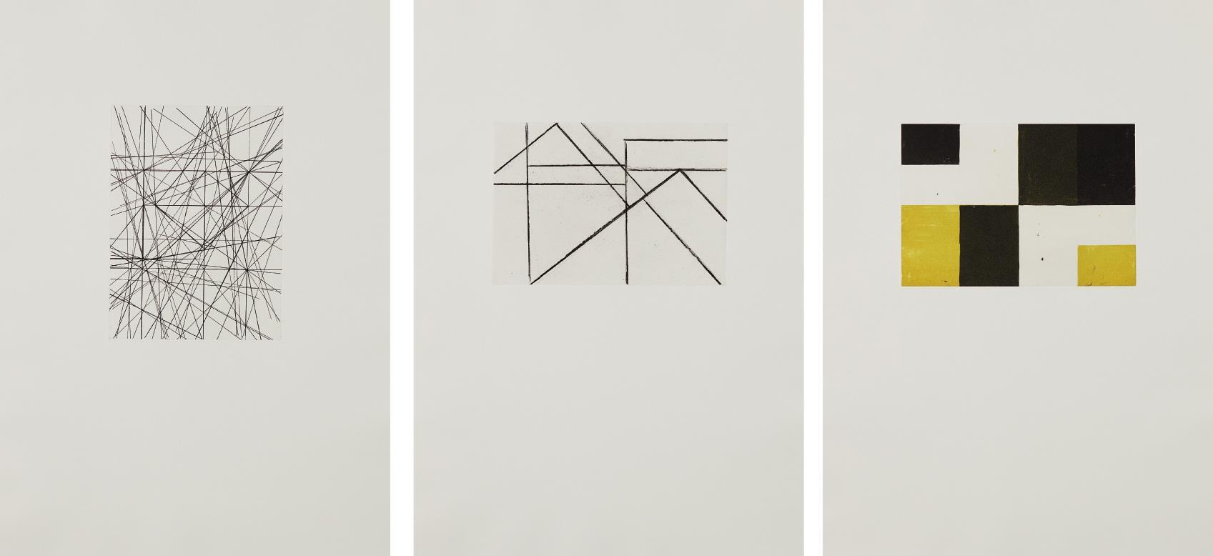 Helmut Federle-5 + 1-1989