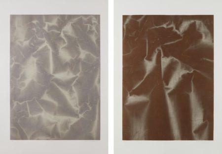 Tauba Auerbach-Plate Distortion II; And III-2011