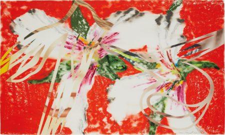 James Rosenquist-Sister Shrieks, From Secrets In Carnations-1987