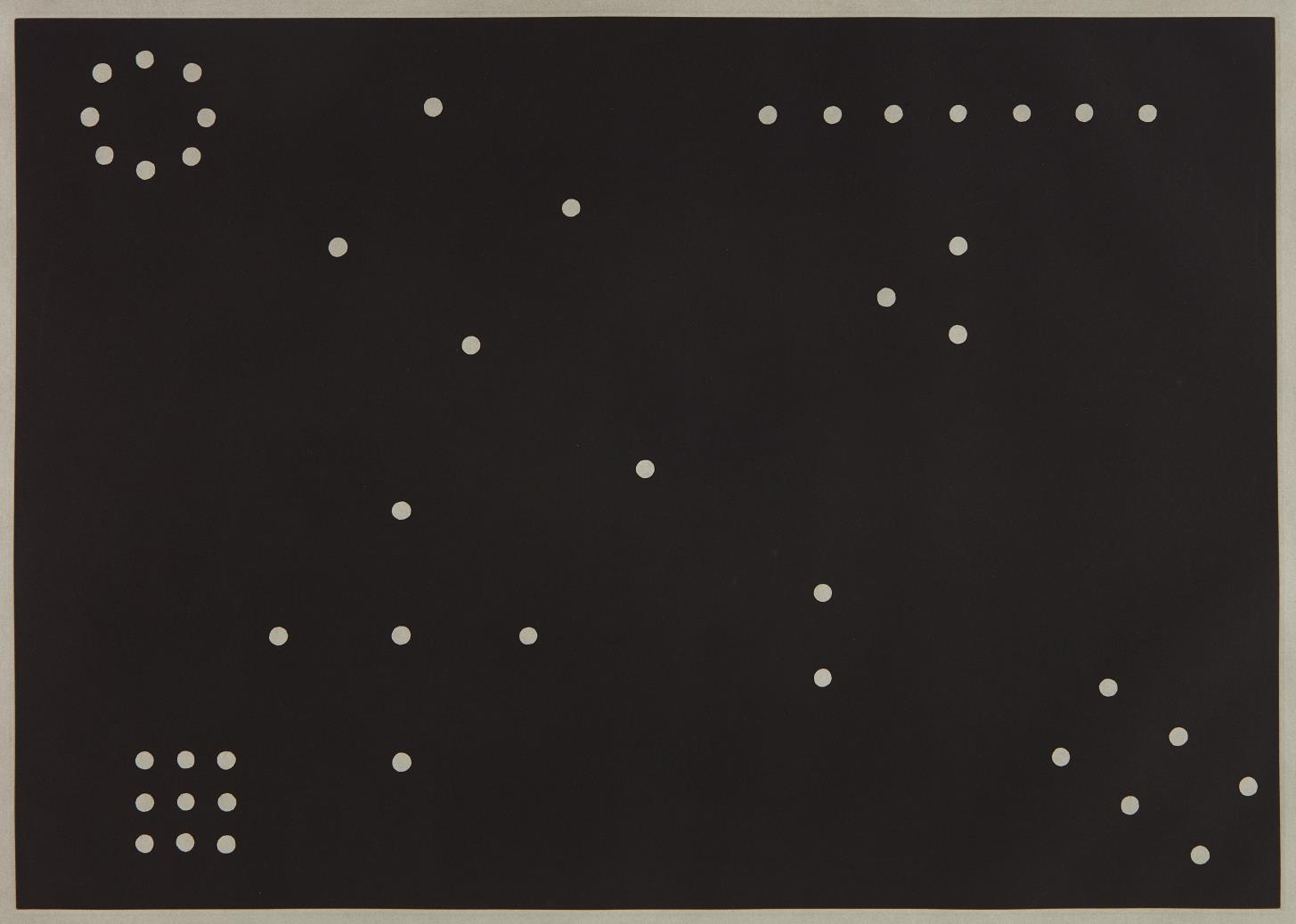 Mel Bochner-Rules Of Interference-1974