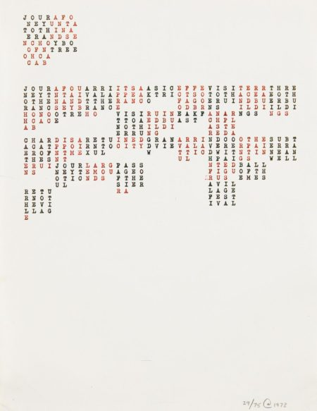 Carl Andre-Untitled-1973
