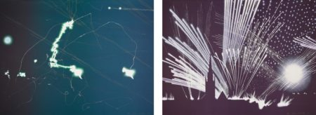 Jack Goldstein-Untitled #1; And Untitled #2-1983