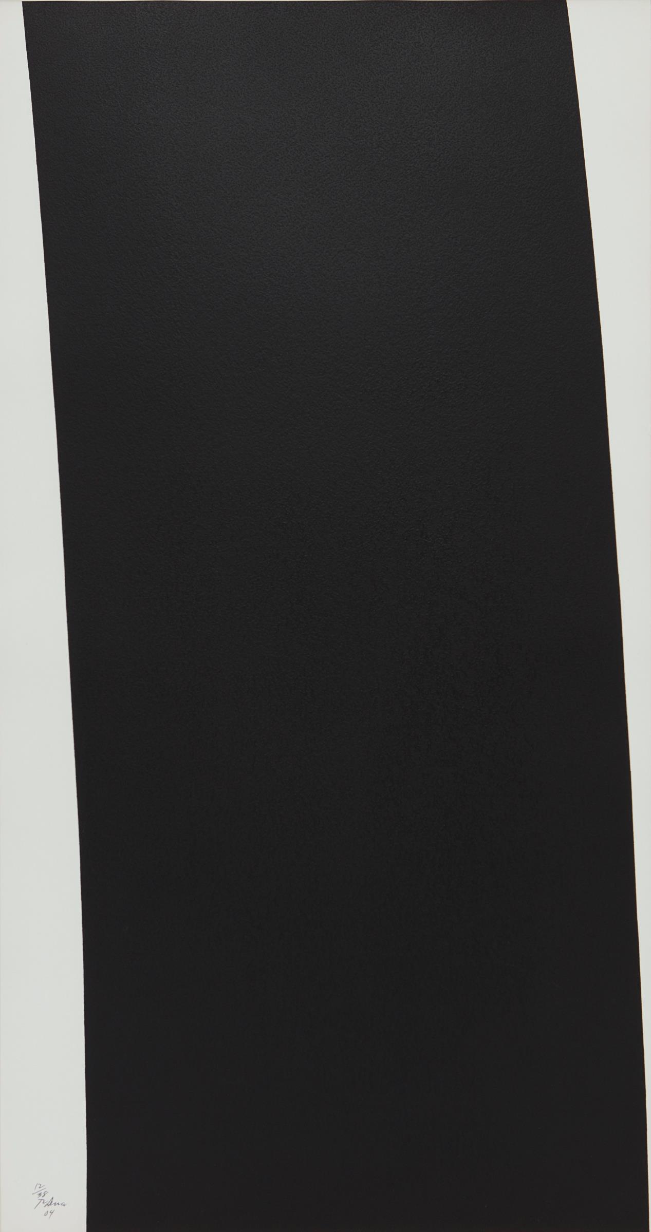 Richard Serra-Transversal I-2004
