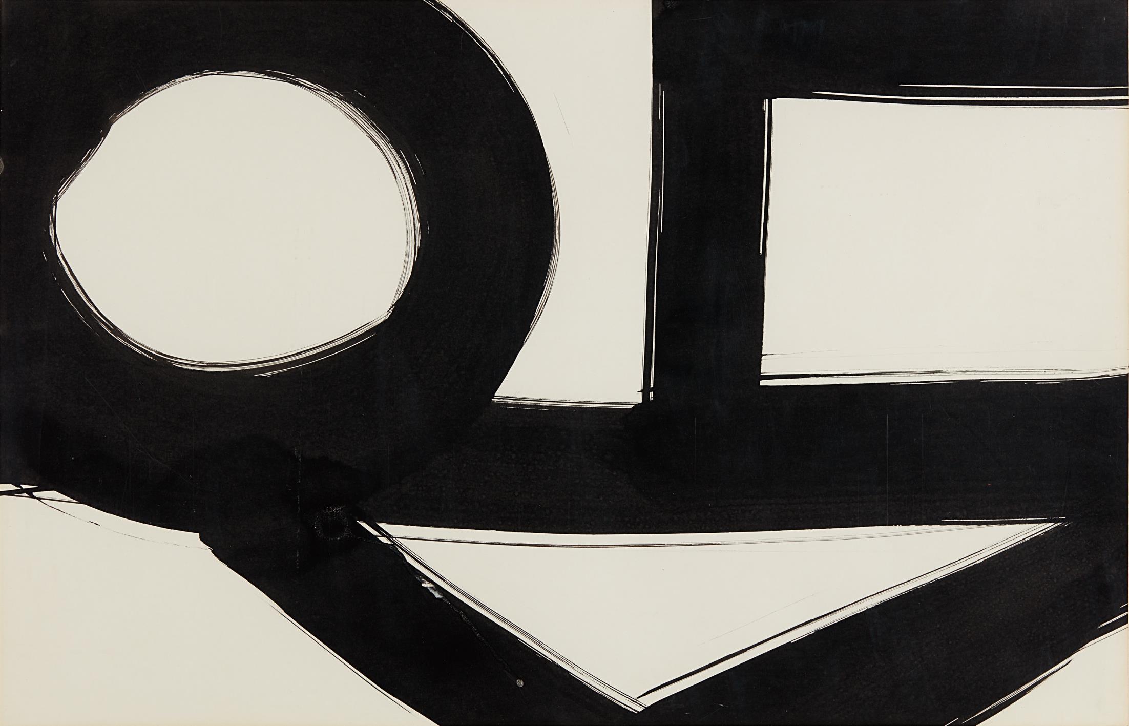 Al Held-Untitled-1967