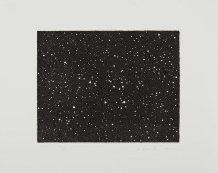 Vija Celmins-Untitled (Galaxy)-1986