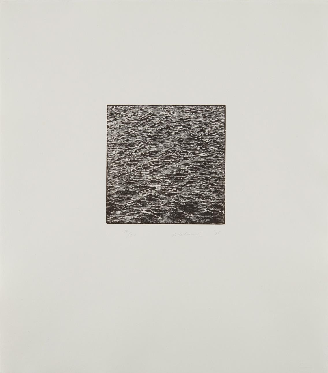 Vija Celmins-Untitled-1995
