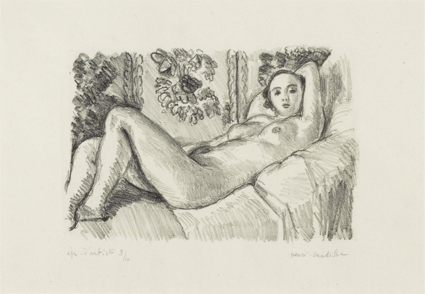Henri Matisse-Petite Aurore-1925