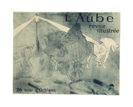 Henri de Toulouse-Lautrec-Laube-1896
