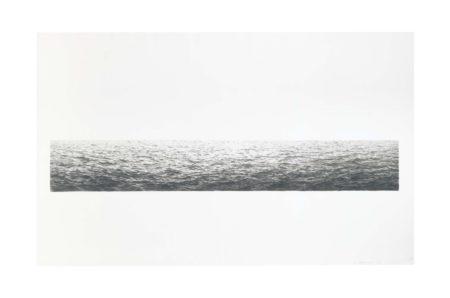 Vija Celmins-Untitled (Ocean)-1972