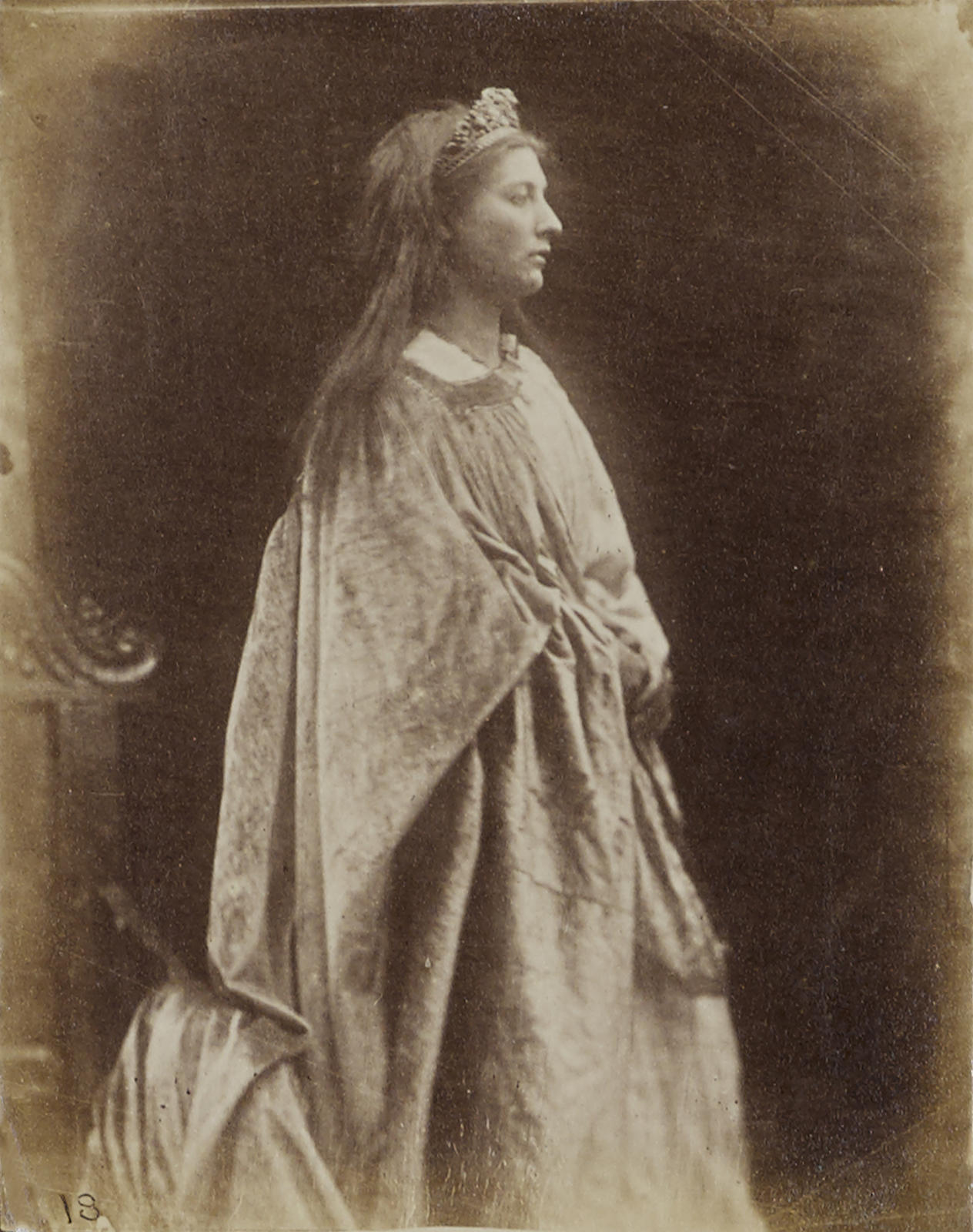 Julia Margaret Cameron-Guinevere-1870