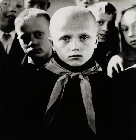 Antanas Sutkus - Pioneer, From People Of Lithuania Series-1965