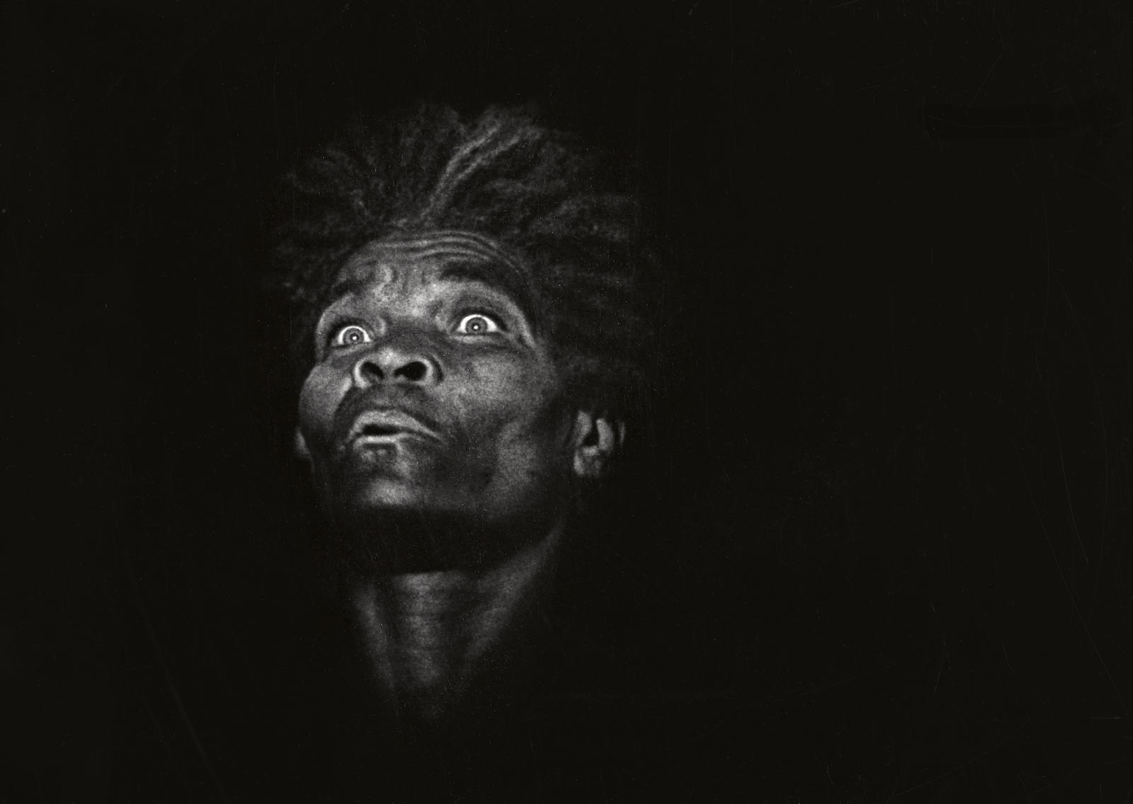 W. Eugene Smith-Mad Eyes, Mental Patient, Haiti, From W. Eugene Smith: A Portfolio Of Photographs-1959