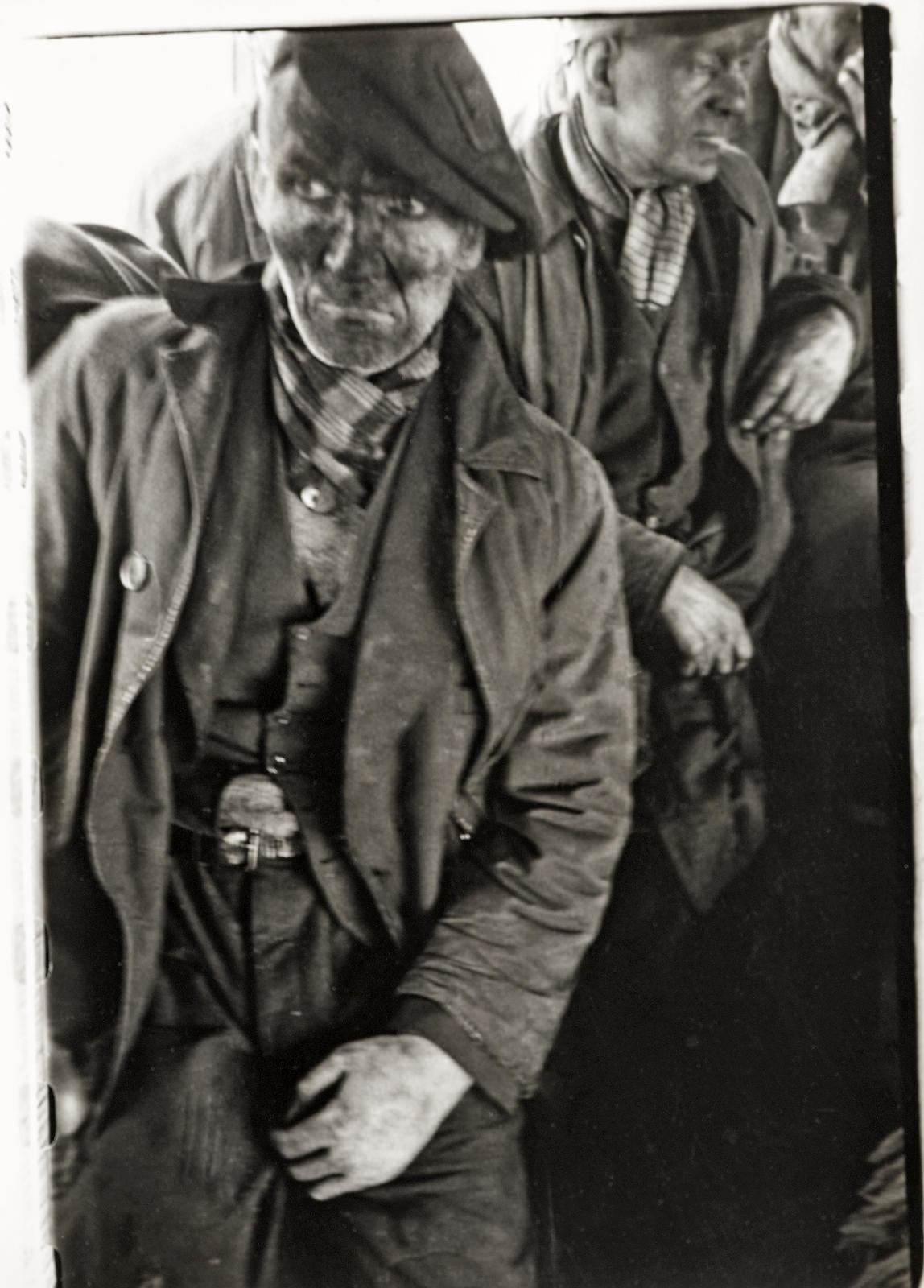 Robert Frank-Welsh Miners-1953