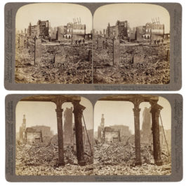 Various Photographers - Selected Images Of The San Francisco Earthquake-1906