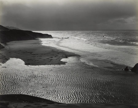 Brett Weston-Big Sur Coast, California-1951