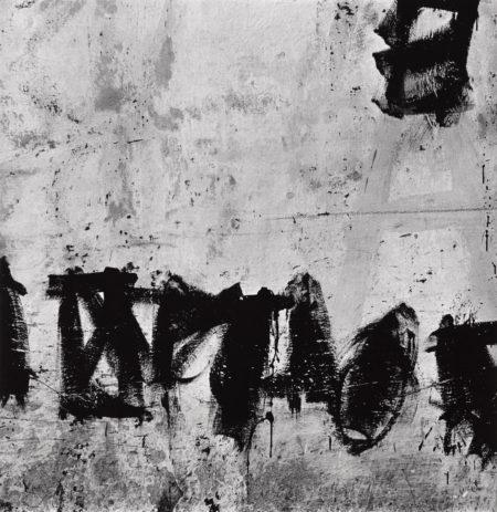 Aaron Siskind-Homage To Franz Kline-1975