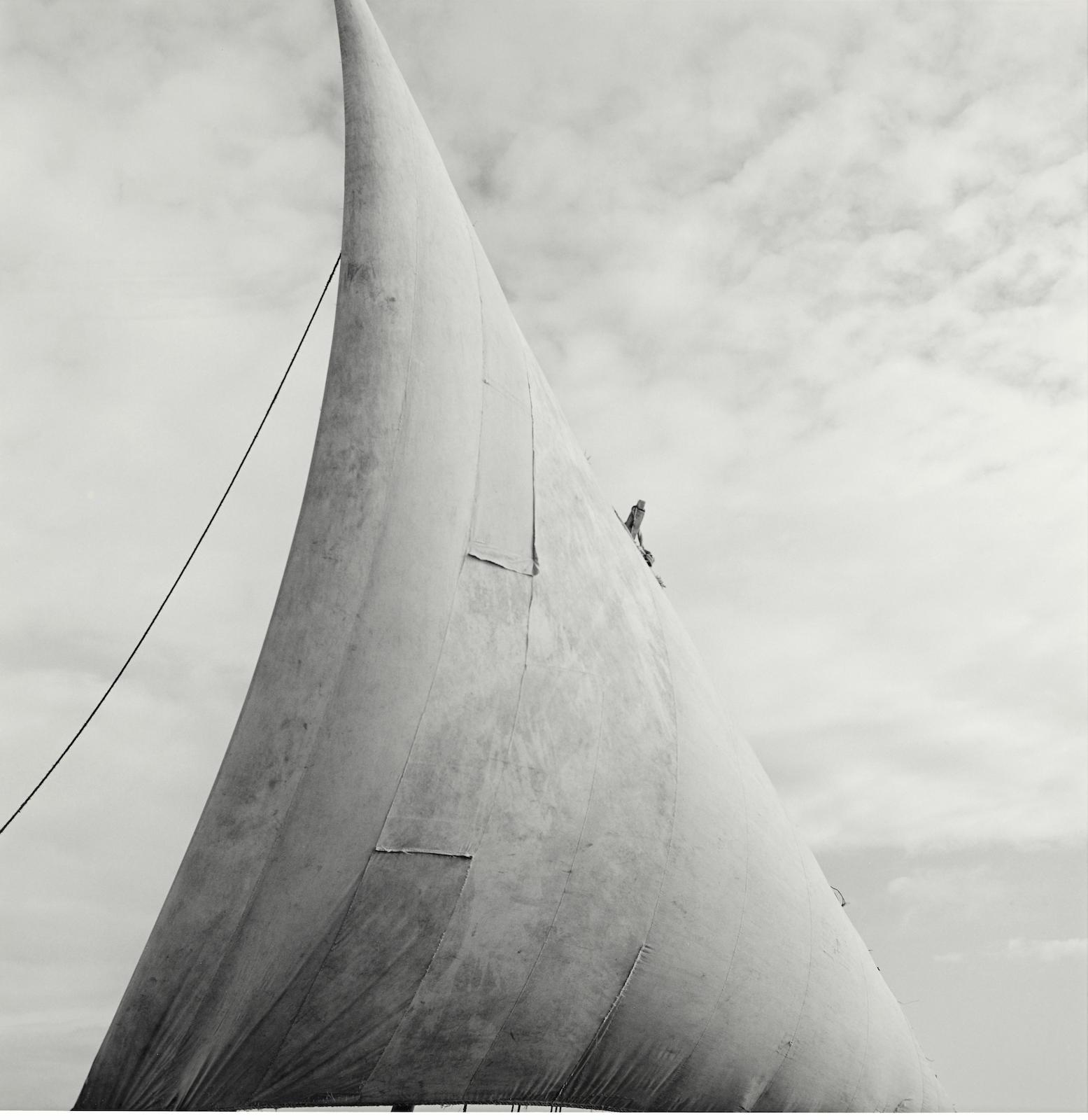 Lynn Davis-Dhow Sail, Lamu, Kenya-1997