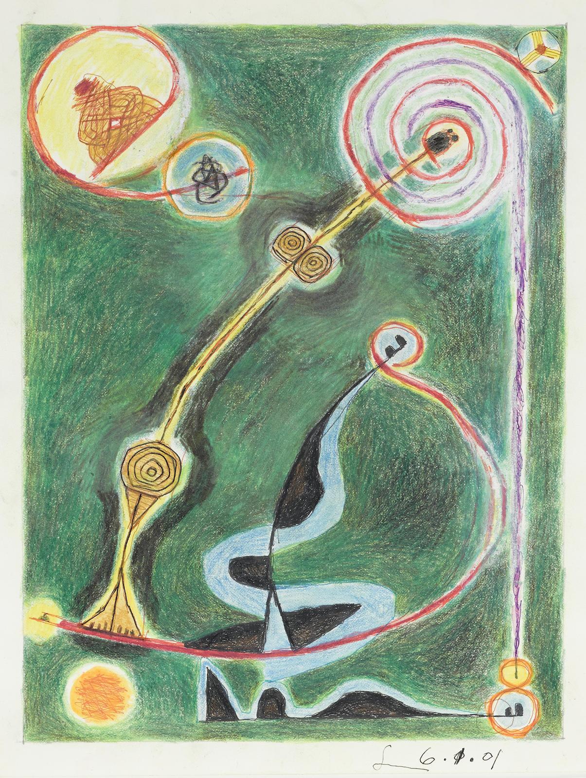 Frank Lobdell-Untitled-2001