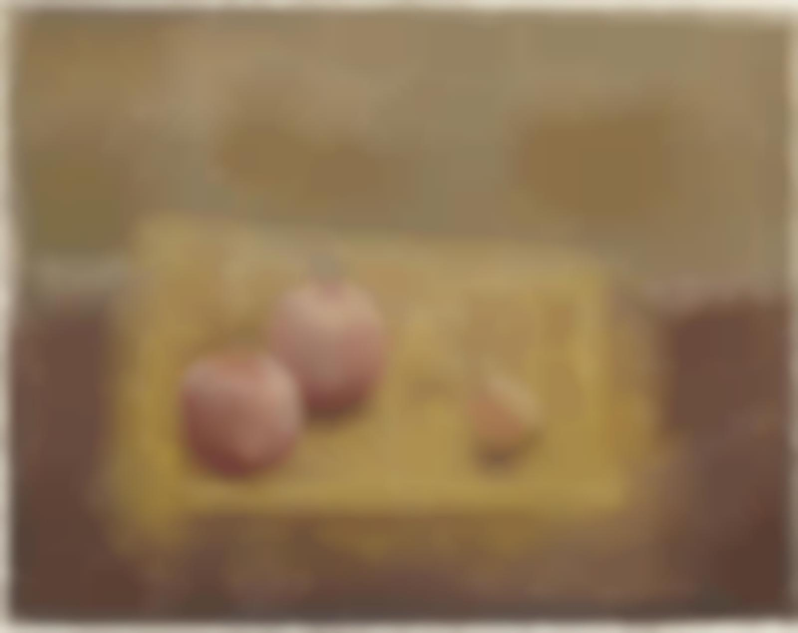 Morris Graves-Winter Fruit - Pomegranates-1975