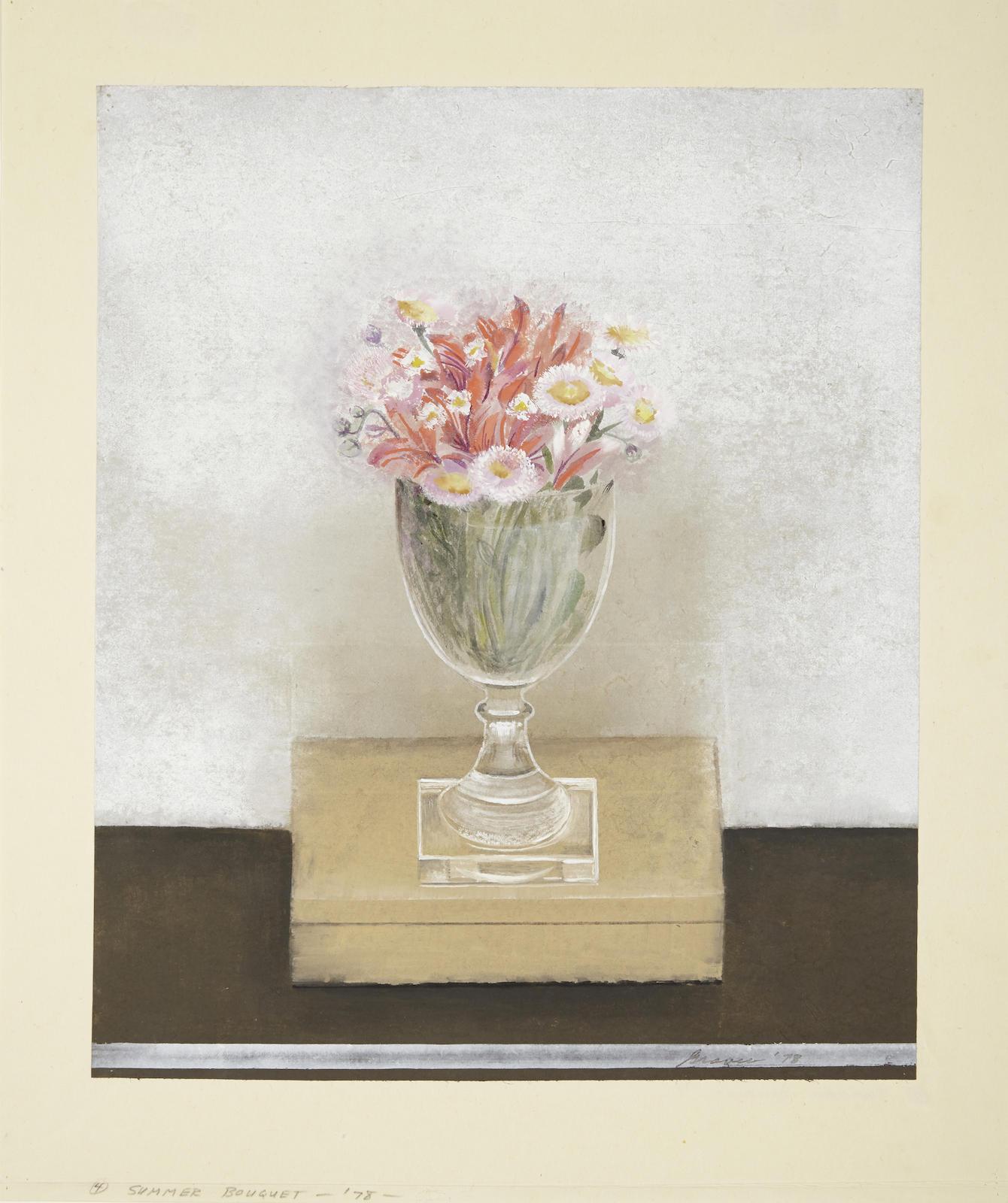 Morris Graves-Summer Bouquet-1978