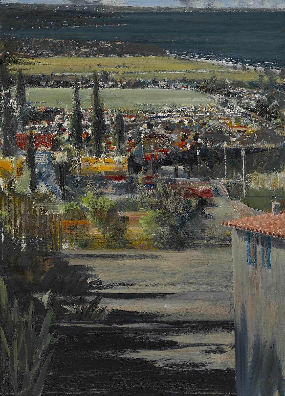 Larry Cohen-View From Malibu Canyon Road-2004