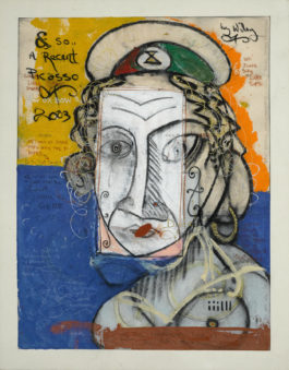William T. Wiley-& So.. A Recent Picasso-2003