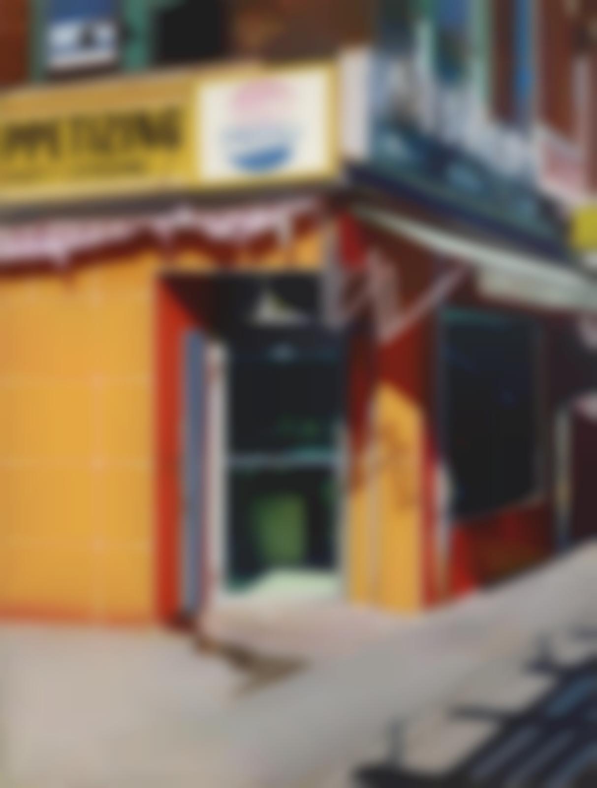 John Register-Orange Store Front-