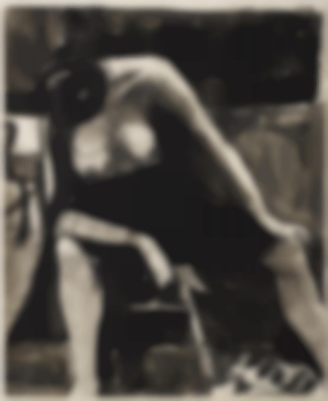 Richard Diebenkorn-Seated Figure-1964