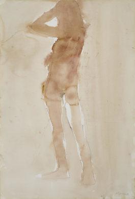 Nathan Oliveira-Untitled-1990
