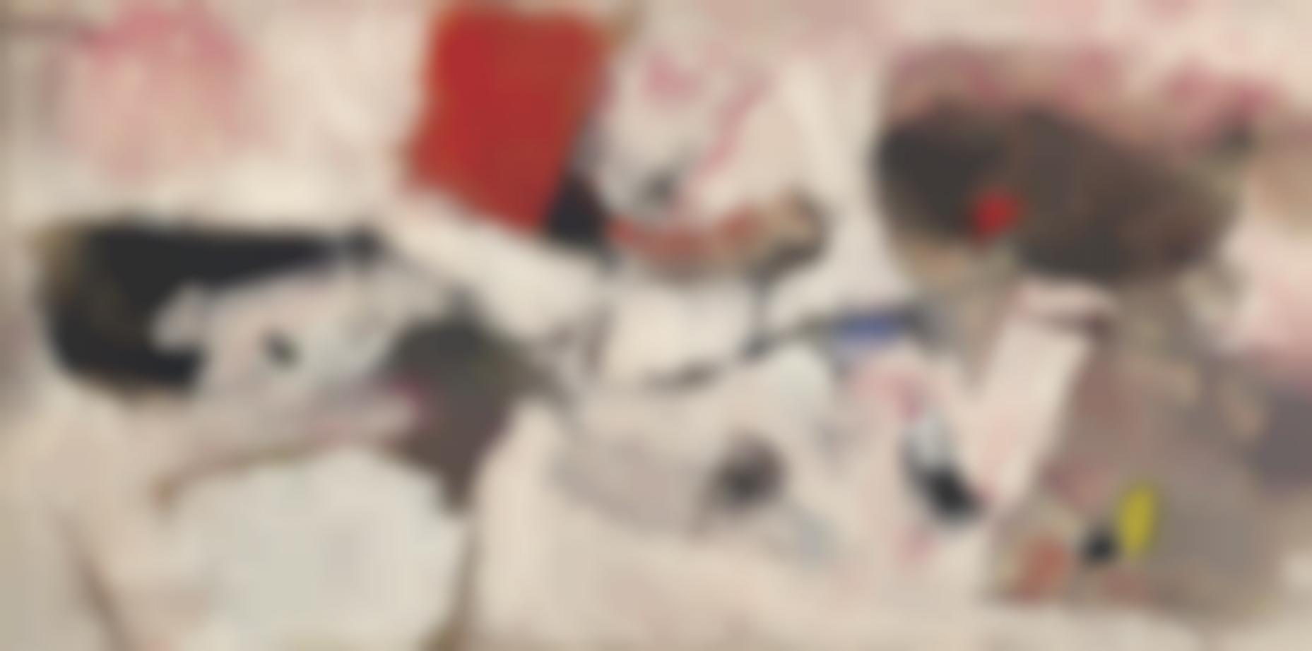 Afro Basaldella-Senza Titolo-1957
