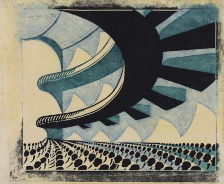 Sybil Andrews-Concert Hall (C. Sa 1)-1929