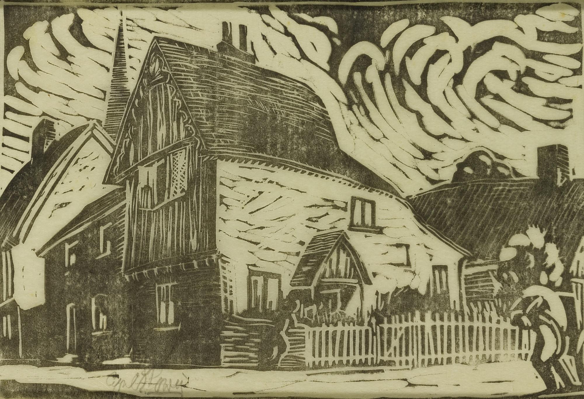 Cyril Edward Power-Tyrrells, Woolpit (Coppel Cep 3)-1926
