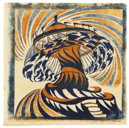 Cyril Edward Power-The Merry-Go-Round (C. Cep 16)-1930