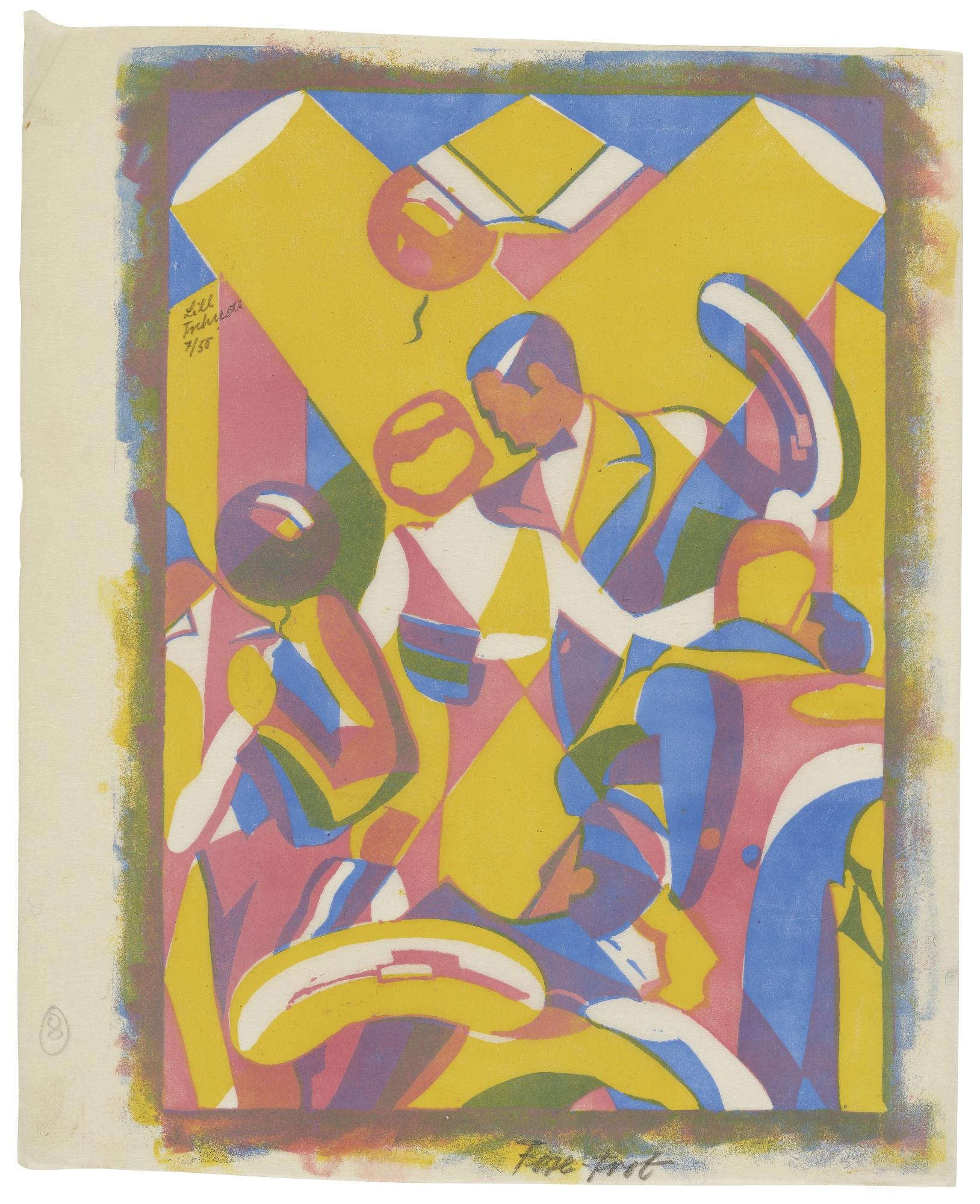 Lill Tschudi-Foxtrot (C. Lt 11)-1930