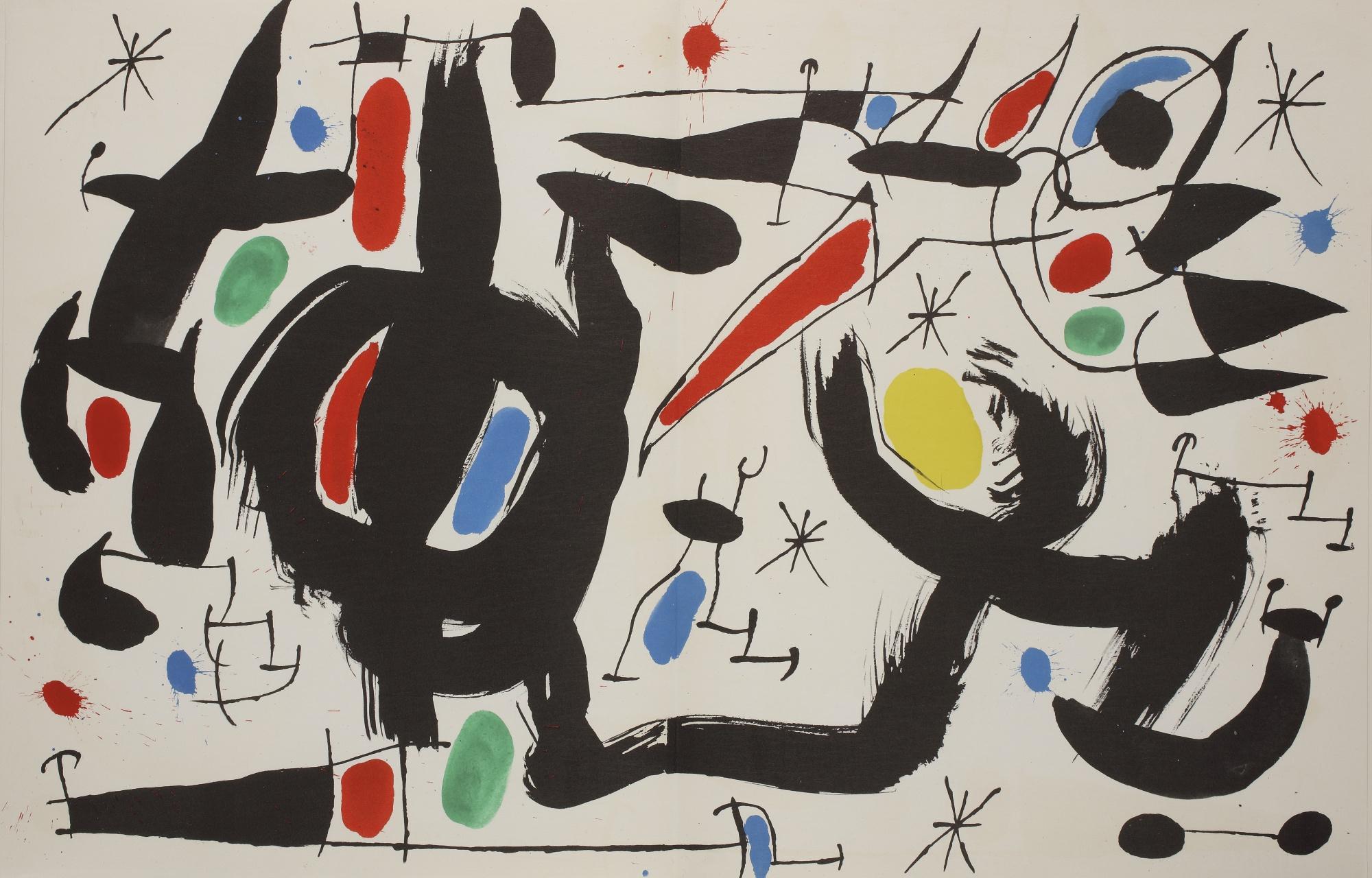 Joan Miro-Les Essencies De La Terra (C. Bks. 123)-1968